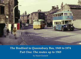 The Bradford to Queensbury Bus, 1949 to 1974