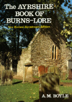 Ayrshire Book of Burns Lore