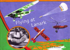 Flying at Lanark