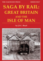 Saga by Rail: Great Britain and the Isle of Man