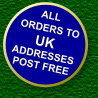 all orders to UK addresses post free